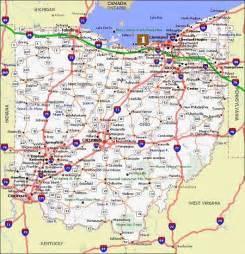 us map ohio ohio poster dealers travel map