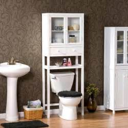 over toilet bathroom storage cabinets