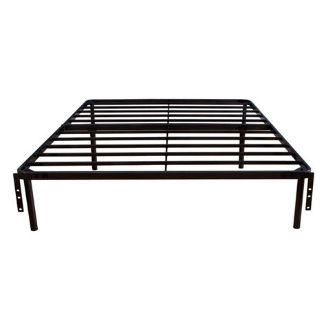 Furniture Of America Nilda Metal Twin Xl Bed Frame In Metal Bed Frame Xl
