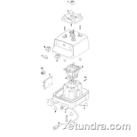 vitamix 5000 parts diagram vitamix high power circuit board wiring diagram 47