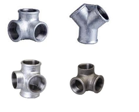 Galvanised Plumbing Fittings by China Galvanized Malleable Iron Pipe Fittings Lsmg