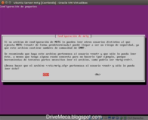 tutorial mrtg linux como instalar mrtg en linux