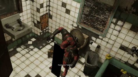 deadpool bathroom scene deadpool masacre bathroom scene youtube