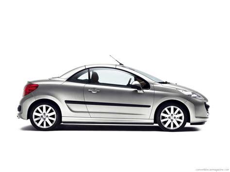 peugeot 207 convertible peugeot 207 cc buying guide