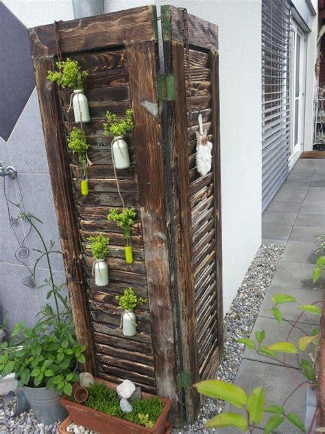 Deko Mit Alten Fensterläden 3212 fensterladen deko fenster garten
