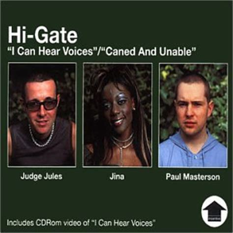 Hi Can by Hi Gate I Can Hear Voices Amazon Com Music