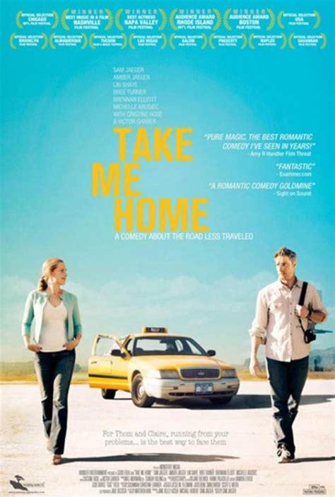 take me home poster