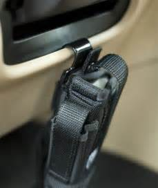 Steering Wheel Car Gun Holster Steering Wheel Column Gun Holster Mount Vehicle Handgun