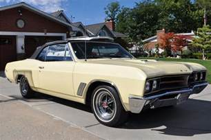 1967 Buick Gran Sport Gs 400 Convertible 181489