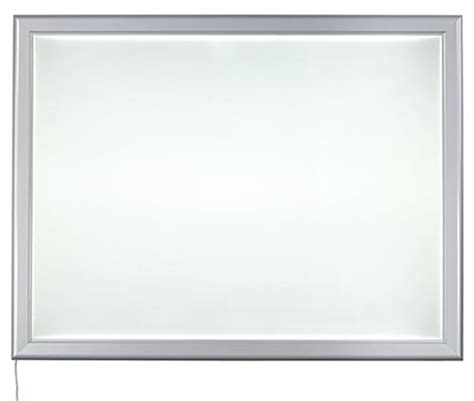 36 x 48 frame 36 x 48 illuminated poster frame single sided