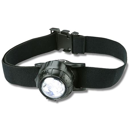 4imprint.com: LED Head Lamp 100123: Imprinted with your Logo