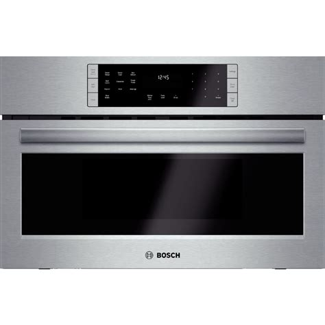 Microwave Bosch bosch hmc80151uc 800 series 30 quot speed microwave convection