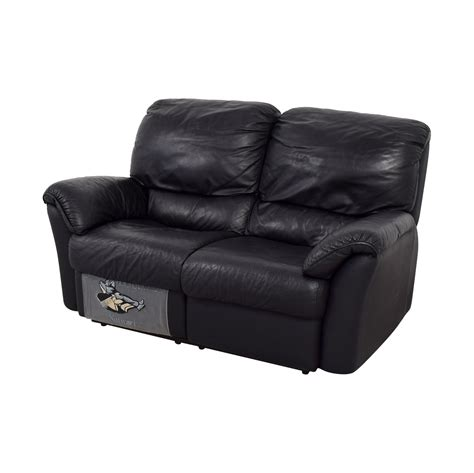 second hand recliners second hand black leather recliner sofa www redglobalmx org