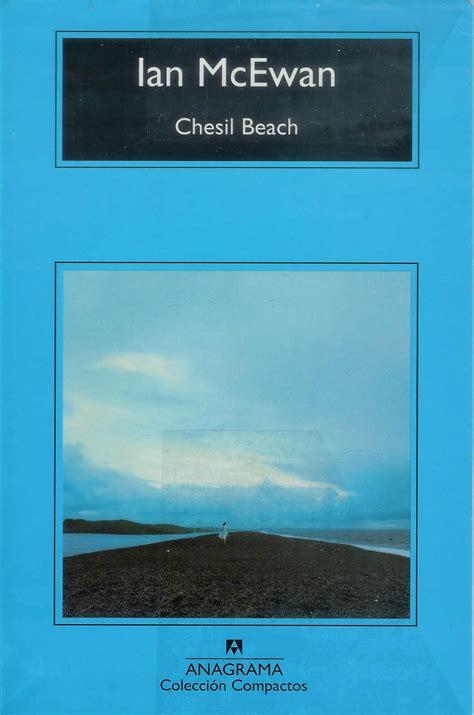 un libro al d 237 a ian mcewan chesil beach