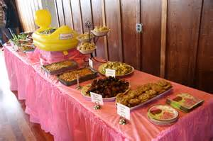 Baby Shower Buffet Table Baby Shower Food Ideas Baby Shower Food Buffet Ideas