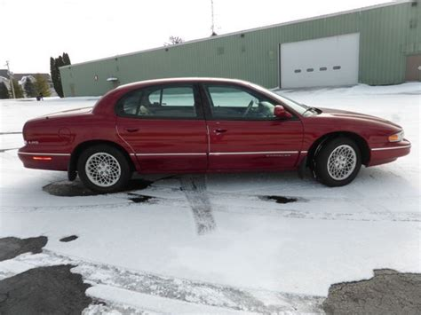 1994 chrysler lhs for sale 1994 chrysler lhs sedan 4 door 3 5l low mileage