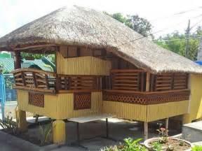 modern nipa hut floor plans castle bernardina quezon travelbook ph