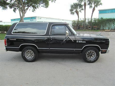 how to sell used cars 1992 dodge ramcharger parental controls 1985 dodge ramcharger suv mopar hot rod classic antique truck nice florida classic dodge