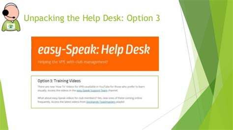 Linkedin Help Desk by Easy Speak Help Desk July 6 Webinar
