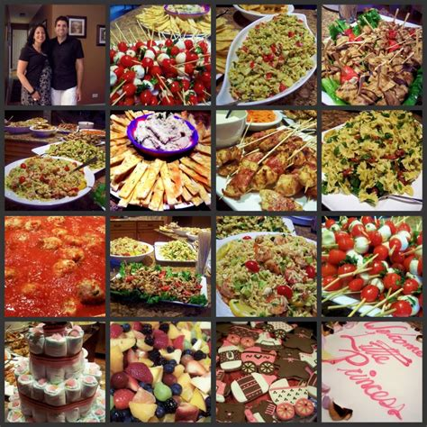 Baby Shower Food by Baby Shower Food Ideas Baby Shower Food Ideas Menu