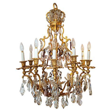 multi colored chandelier lighting 1940 s murano multi