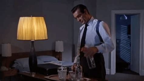 james bond martini gif movie gif find share on giphy