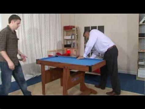 4ft pool table folding madfun co uk 4ft 6 quot 5ft 6ft clifton folding pool