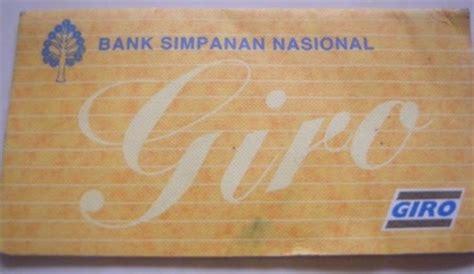 Bank Simpanan Nasional Letterhead Hanya Akaun Simpanan Bank Simpanan Nasional Berbaloi Ke Simpan Sini