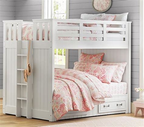 Pottery Barn Bunk Bed Belden Bunk Pottery Barn