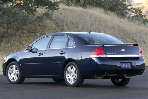2007 chevy impala ss specs 2007 chevrolet impala reviews specs and prices cars