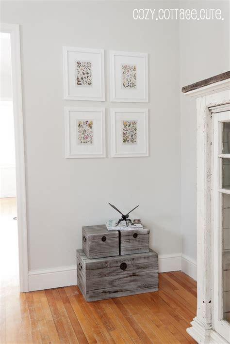 cozy cottage new living room paint color ben quot gray owl quot at half tint half