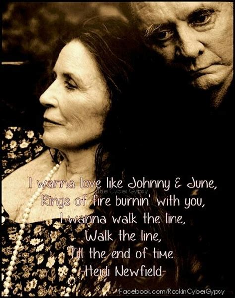 Fast June Carter Cash Quotes Johnny