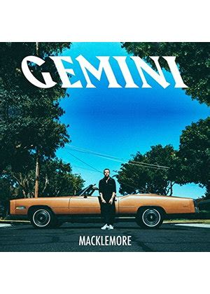 Phillips Hue Lights Macklemore Gemini Explicit Version Music Cd