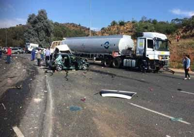 rush hour truck restrictions on way for sa | wheels24
