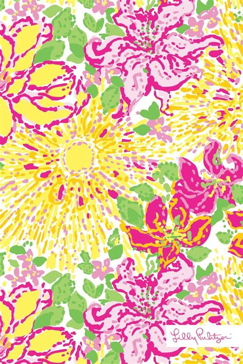lilly pulitzer lilly pulitzer a story written in the sun wallpaper