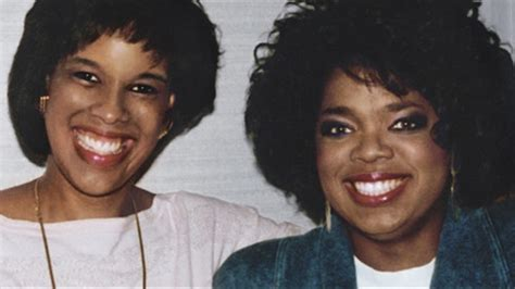 michele no wig the stunning transformation of oprah gayle youtube