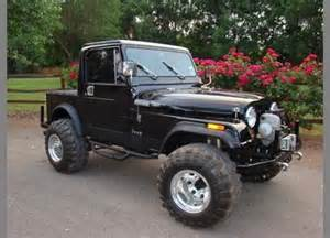 Jeep Half Cab Jeep Cj 7 Half Cab Black Like My Project Pretty