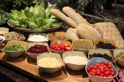 salad bar toppings the educators spin on it christmas salad bar ideas