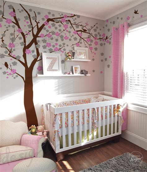 Decor For Nursery Rooms Nursery Wall Decorations Best Baby Decoration