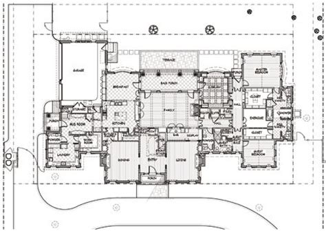 floor plan magazines 87 best plans images on pinterest