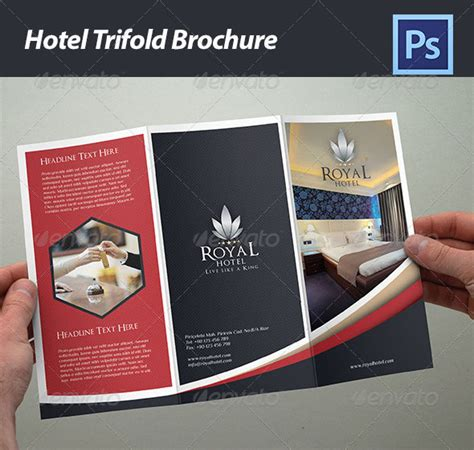 30 Best Brochure Templates 2013 Web Graphic Design Bashooka Hotel Flyer Template