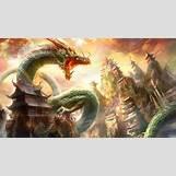 Anime Baby Fire Dragon | 1920 x 1080 jpeg 268kB