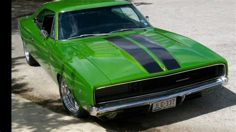 when was the dodge charger made 1968 dodge slamcharger the best charger made
