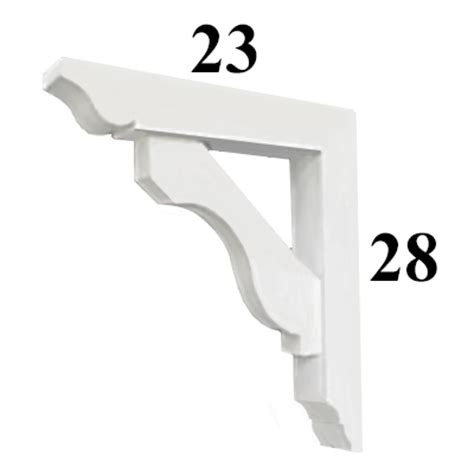 schemel auf hochdeutsch vinyl corbels and brackets custom large arch