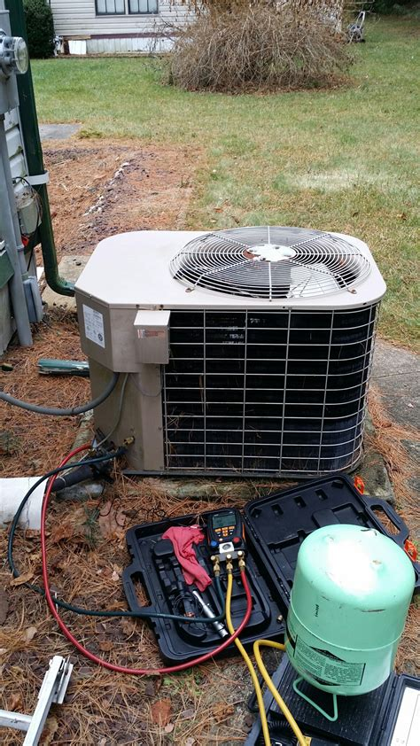 changing heat capacitor furnace repair and air conditioner repair in freehold nj
