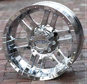 Truck Wheels Moto Metal 16 Inch Chrome Wheels Moto Metal 951 Ford F250 F350 Trucks