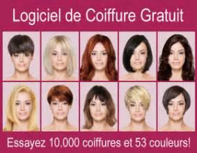 coiffures virtuelles logiciel coiffure gratuit