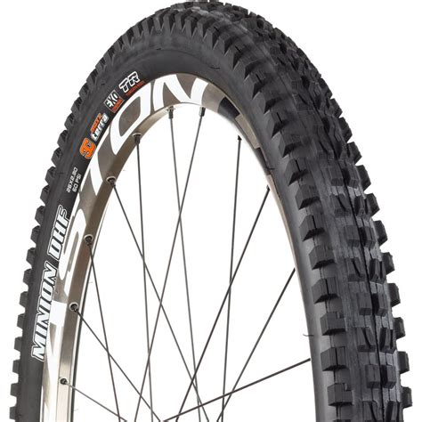 Ban Maxxis Minion Dh F 26 X 2 50 Exo Protection maxxis minion dhf 3c exo tr tire 26in backcountry
