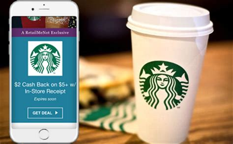 Can I Get Cash For My Starbucks Gift Card - hot free 2 money maker wyb 5 at starbucks simple coupon deals