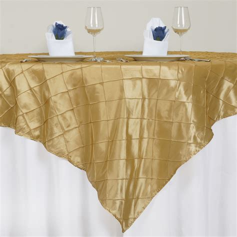square placemats for table 6 pcs 72x72 quot square pintuck table overlays wedding linens